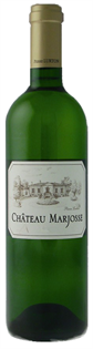 Chateau Marjosse Blanc 2011 750ml - Case...